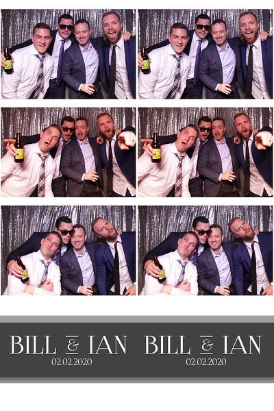 Bill & Ian Wedding | 2.2.2020