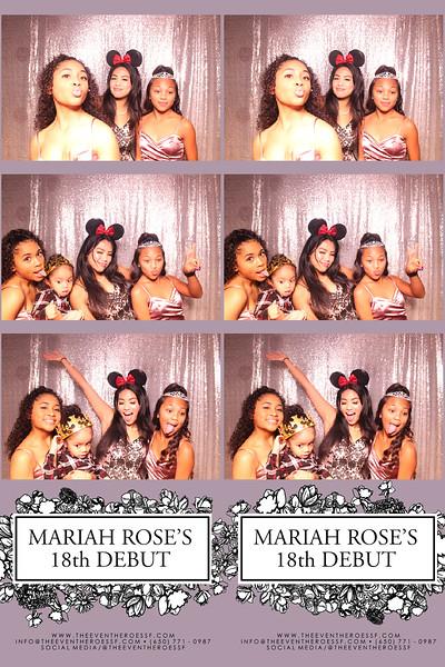 Mariah Rose's 18th Debut | 01.04.2020