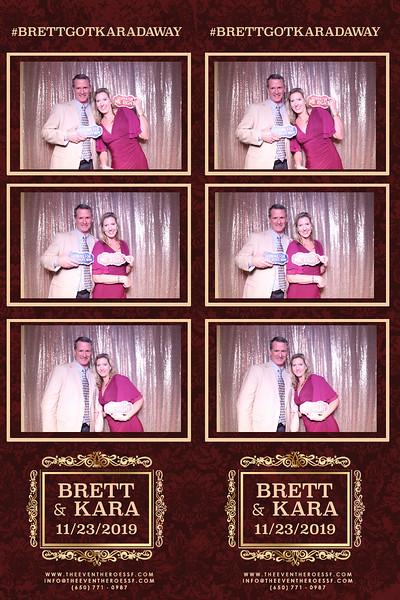 Brett & Kara's Wedding | 11.23.2019