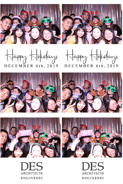 DES' Holiday Party @ Pacifica, CA | 12.6.19